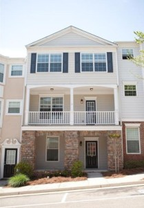 Riverstone Commons Canton Townhome1